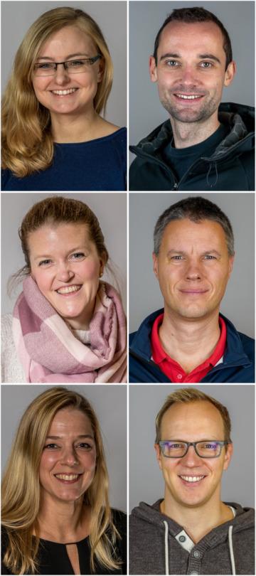 Teamfoto Jahrgangsstufenleitungen 2021-2022